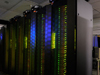 photo of supercomputing equipment