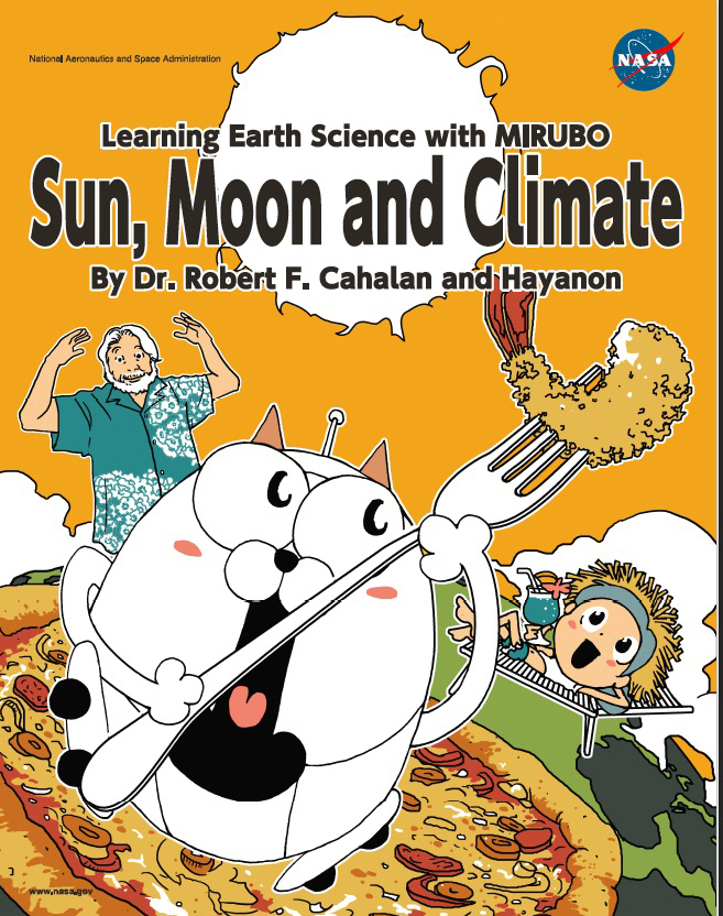 Sun, Moon and Climate manga book cover