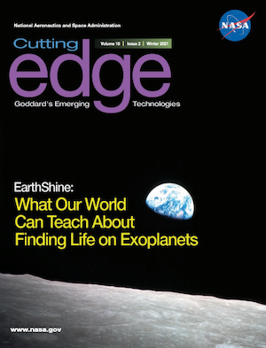 Cover of Cutting Edge magazine