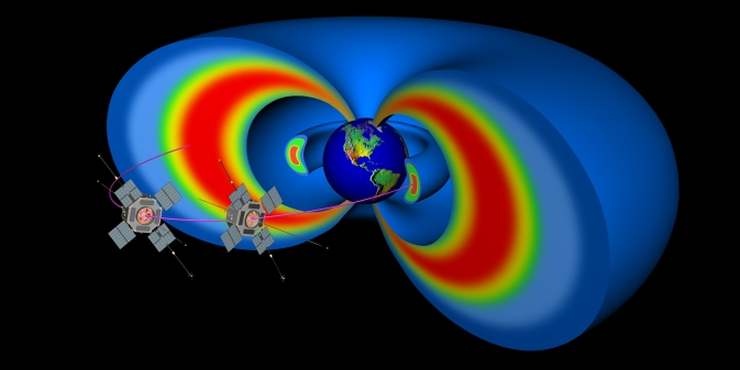 Space Weather and Van Allen Probes