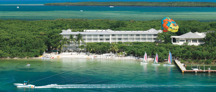 photo of resort at key largo, florida