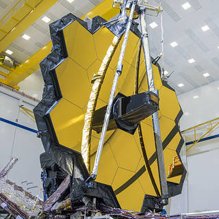 NASA's Webb Telescope Looks Back on 2020 Engineering Milestones