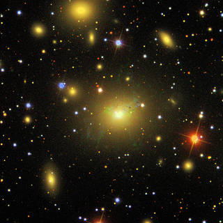 Hitomi Mission Glimpses Cosmic 'Recipe' for the Nearby Universe