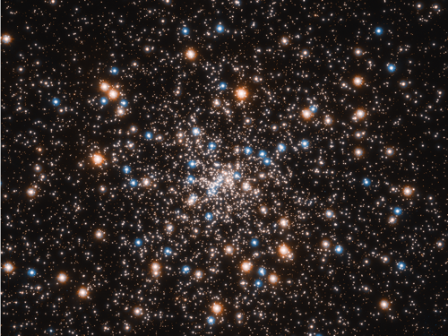 Hubble Makes the First Precise Distance Measurement to an Ancient Globular Star Cluster
