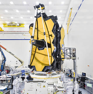 Honeycomb Mirrors Makes NASA's Webb the Most Powerful Space Telescope