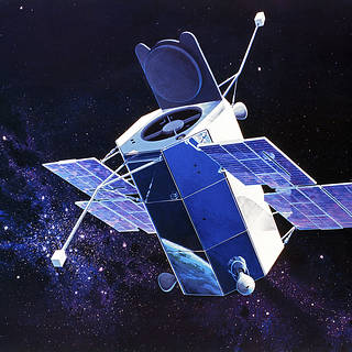 NASA's First Stellar Observatory, OAO 2, Turns 50