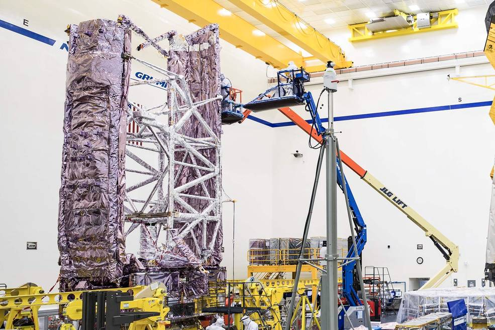 NASA's Webb Is Sound After Completing Critical Milestones