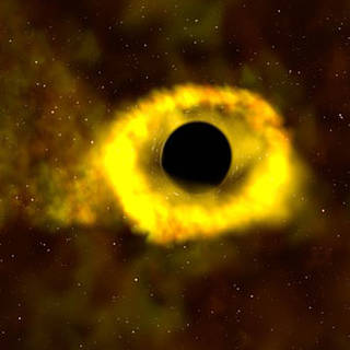 NASA's TESS Mission Spots Its 1st Star-shredding Black Hole