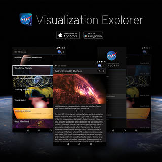 NASA Visualization Poster