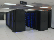 photo of discover supercomputer