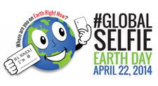 Global Selfie logo