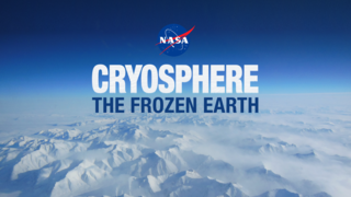 Cryosphere focus campaign banner