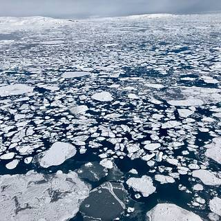 Image of sea ice