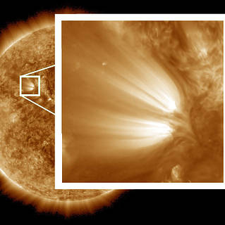"high-resolution images of the Sun to reveal distinct ""plumelets"" within structures on the Sun"