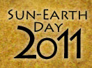 Logo for Sun Earth Day 2011