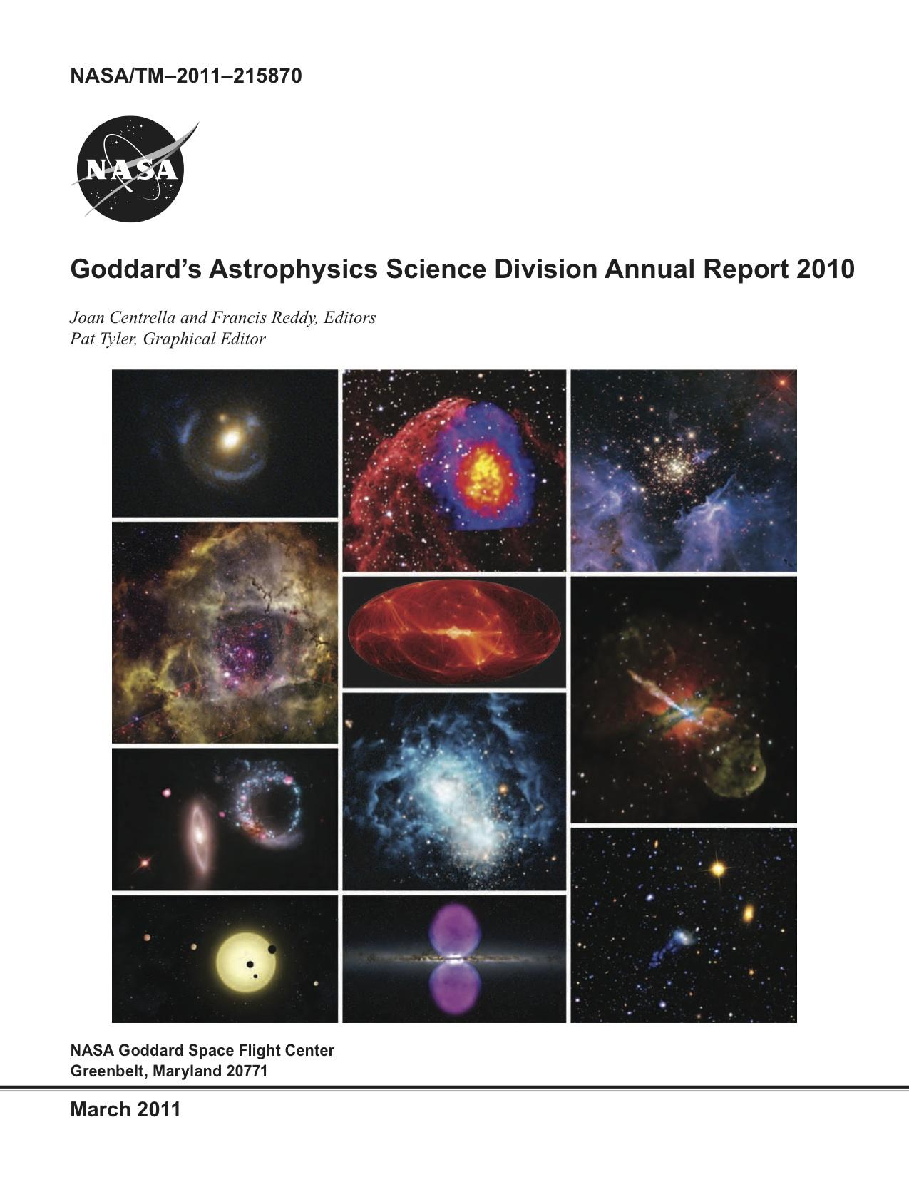 Annual Report 2010 2010 Asd Annual Report Cover