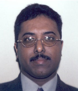 Photo of SAJI ABRAHAM