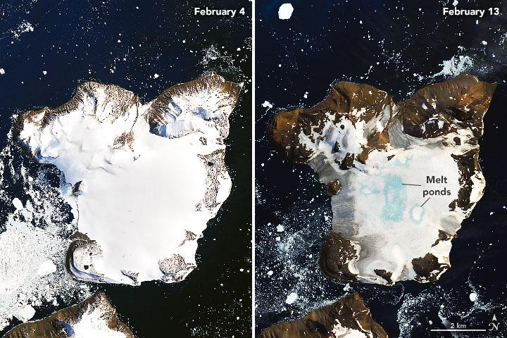 Атака прибульців захоплює Антарктиду