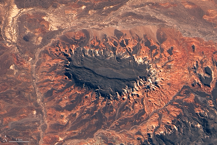 volcanic plateaus in argentina