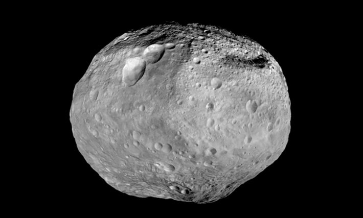 Full View of Asteroid Vesta