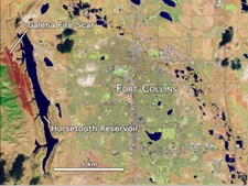 Thumbnail of new LDCM image of Colorado