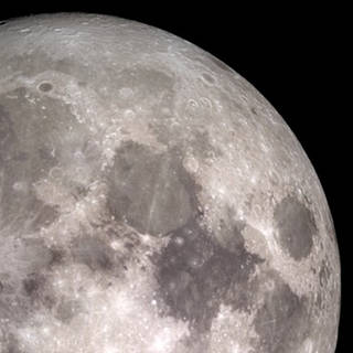 Image of Earth's moon